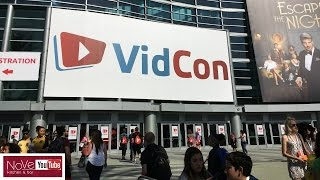 VidCon 2016 and Fan Surprises - Anaheim, California by Diaries of a Master Sushi Chef