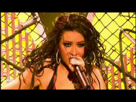 Genie in a Bottle (Stripped Live in the U.K.) - Christina Aguilera