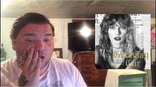 Taylor Swift - Getaway Car | REACTION