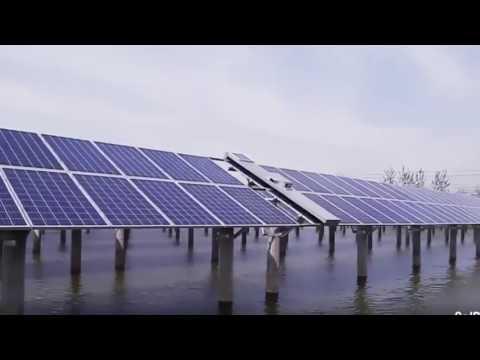 Czyszczenie paneli słonecznych