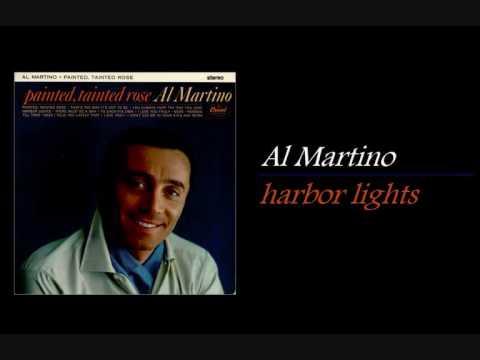 Tekst piosenki Al Martino - Harbor Lights po polsku