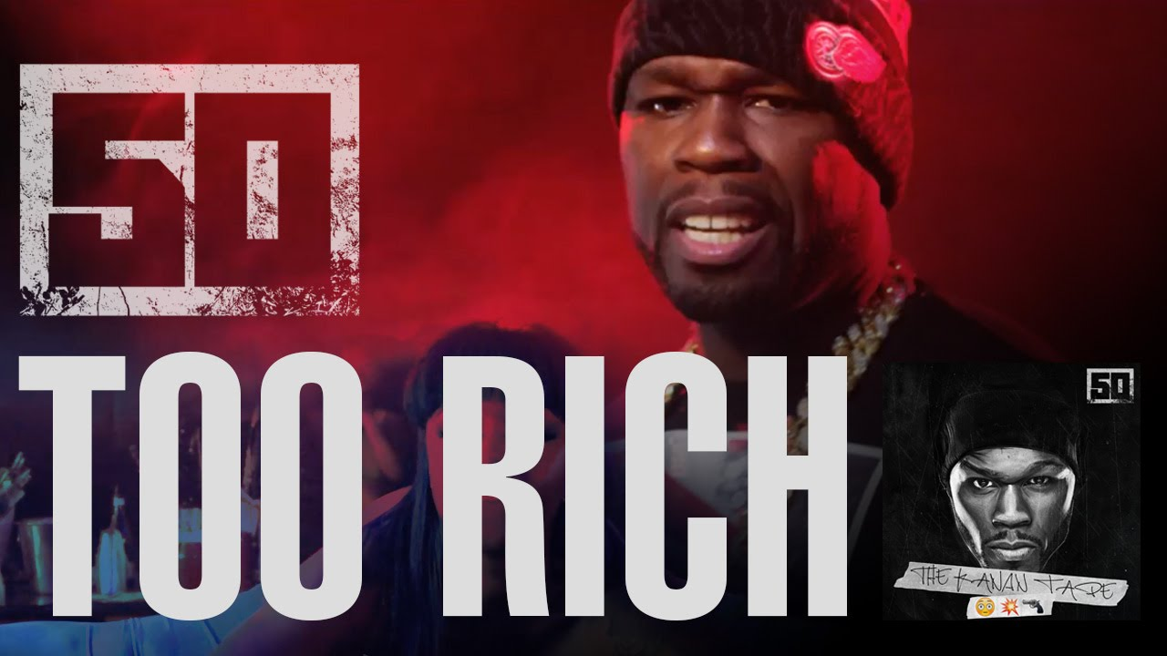50 Cent – 'The Kanan Tape (Mixtape)' & 'Too Rich (Video)'