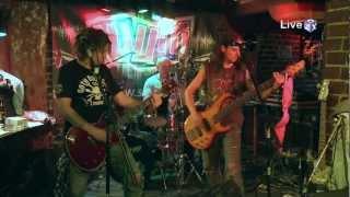 Шум - Somebody put something in my drink (Live @ 3ushi 25/11/2011)