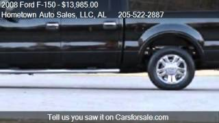 2008 Ford F-150 SUPERCREW LARIAT for sale in Jasper, AL 3550