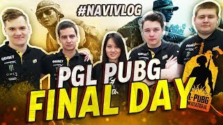 #NAVIVLOG: PGL PUBG Final Day