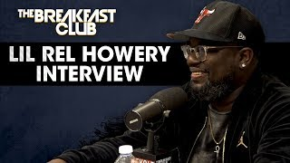Video Lil Rel Howery Talks New Show, Success After Get Out + More MP3, 3GP, MP4, WEBM, AVI, FLV Mei 2018