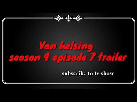 Van helsing season 4 episode 7 trailer