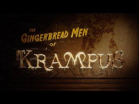 The Gingerbread Men of Krampus