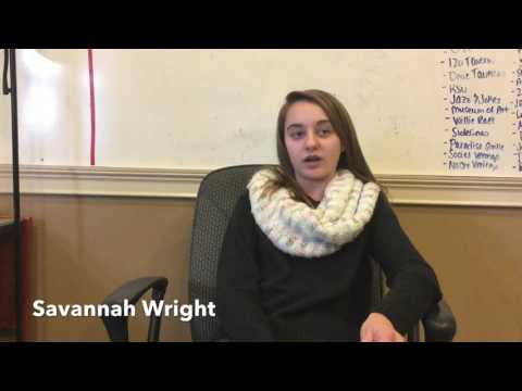 Savannah Wright - Coosa Valley News Person of the Week
