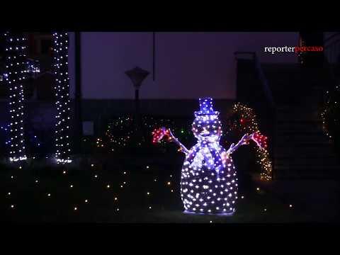 La casa di Natale a Leggiuno