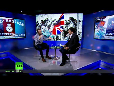Afghan war - Afshin Rattansi goes underground on the future of London. Ben Rogers, author of a new report, The Brightest Star - a Manifesto for London, believes that the way to guarantee its success and...