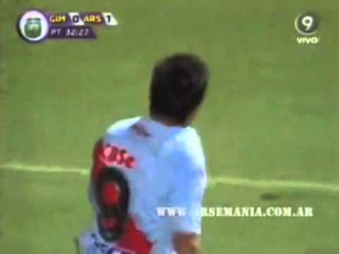 Luciano Leguizamon - Arsenal vs Gimnasia La Plata