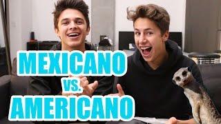 Video MEXICANO VS. AMERICANO ft. Brent Rivera / Juanpa Zurita MP3, 3GP, MP4, WEBM, AVI, FLV Juli 2018