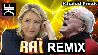 Video Marine le Pen Chante du Rai Avec Cheb Jean Marie (REMIX POLITIQUE) MP3, 3GP, MP4, WEBM, AVI, FLV September 2017