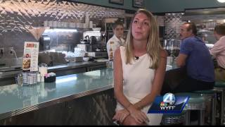 24-hour diner opens in Downtown Greenville.Subscribe to WYFF on YouTube now for more: http://bit.ly/1mUvbJXGet more Greenville news: http://www.wyff4.com/Like us: http://www.facebook.com/WYFF4Follow us: http://twitter.com/wyffnews4Google+: https://plus.google.com/+wyffnews4