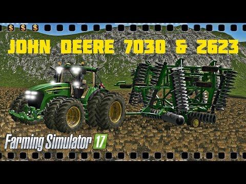 John Deere 7030 Series v2.1