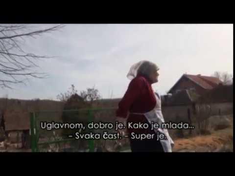 Kuća Rade Manojlović na selu