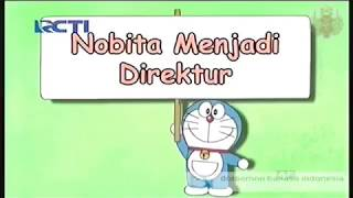 Video Doraemon RCTI Bahasa Indonesia - Nobita Menjadi Direktur MP3, 3GP, MP4, WEBM, AVI, FLV September 2018