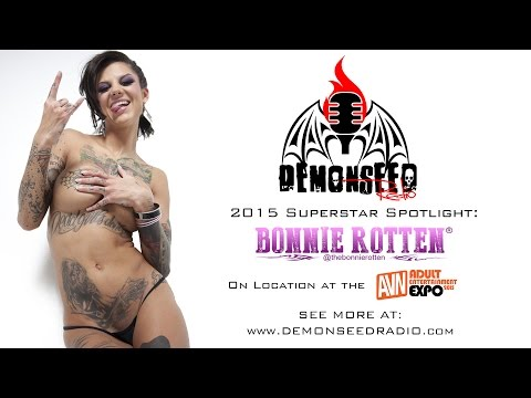 Bonnie Rotten Interview - AVN 2015 - Demon Seed Radio