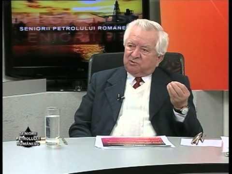 Emisiunea Seniorii Petrolului Românesc – Aurelian Neguț – 8 februarie 2014