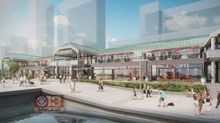 New Life Coming To Baltimore's Harborplace At The Inner Harbor