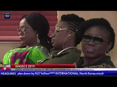 WAEC releases May/June 2019 results