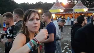 Video Angerfist @ Q-Base 2016 MP3, 3GP, MP4, WEBM, AVI, FLV November 2017