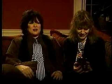 lovemongers - Lovemongers, Ann & Nancy Wilson's side band during a rehearsal and interview on Evening Magazine in 1997.