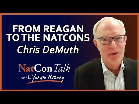 Yoram Hazony with Chris DeMuth | NatConTalk | Episode 5