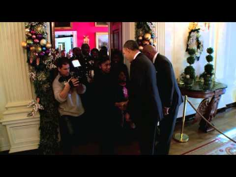 surprise - Steve talks to President Barack Obama as he shares his personal side and opens up about family, fatherhood and holiday traditions. They decide to surprise a ...