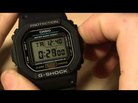 DW 5600 - Yep, another G-Shock video... my thoughts and opinions of the good ol' DW-5600E. Very simple in design and functionality... but also has some very desirable ...