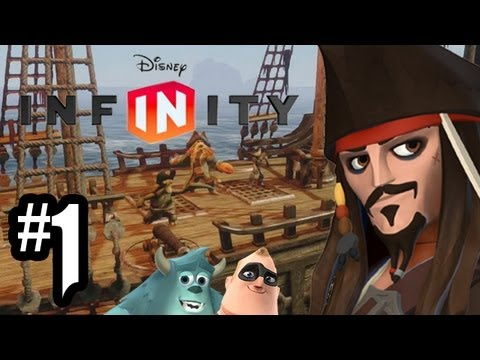 infinity - Disney Infinity - Gameplay Walkthrough Part 1!! Disney Infinity Walkthrough features the Intro, Ending, Review, Quests, and more!! Don't forget to leave a Li...