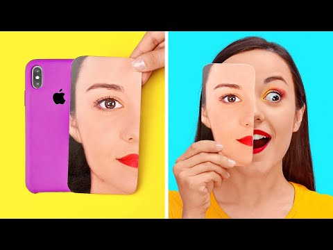 AMAZING DIY SCHOOL HACKS || Easy Crafts Funny Tips and Tricks For Back to School by 123 GO! SCHOOL