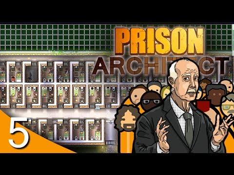 Tarjetas de amor - AUMENTANDO EL NUMERO DE PRESOS - PRISON ARCHITECT #5  GAMEPLAY ESPAÑOL