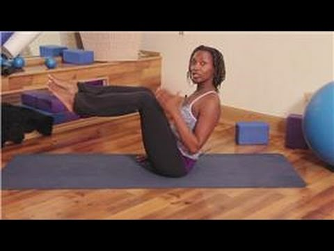 Practicing Yoga Basics : What Yoga Positions Can I Do to Shrink My Gut?