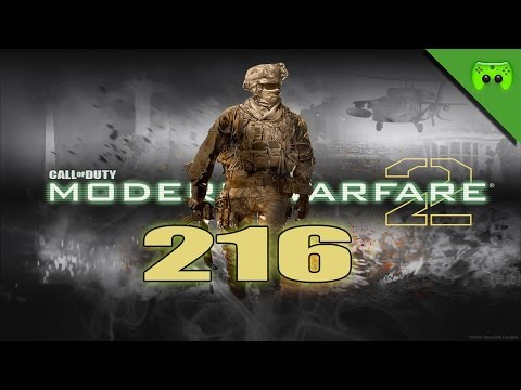 MODERN WARFARE 2 # 216 - Rundown Battle «» Let's Play Modern Warfare 2 | HD