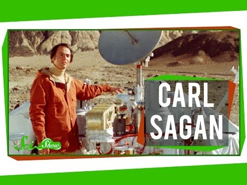 Carl - Hank pays tribute to Carl Sagan, noting his accomplishment as an astronomer and his contributions to culture -- both pop and otherwise -- as one of the great...