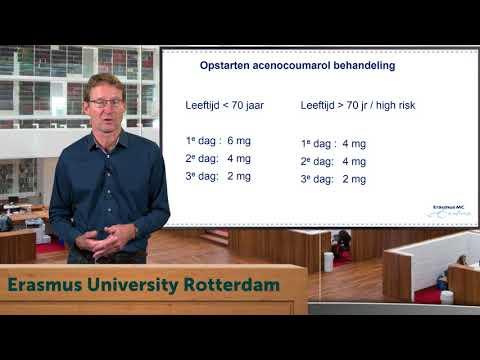 Geneesmiddel van de week - Acenocoumarol
