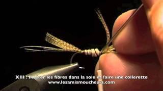 Montage D'une Mouche De Mai : La Mayfly CDC