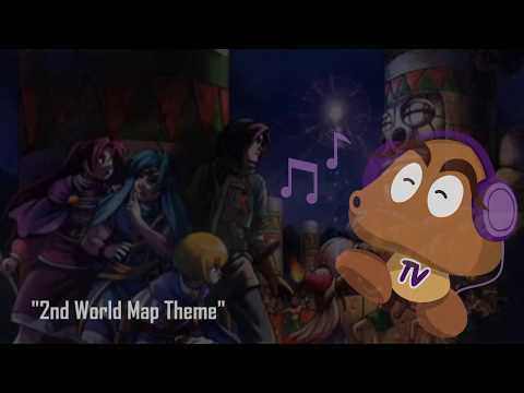 World Map – Golden Sun 2: The Lost Age OST – RPGMusics