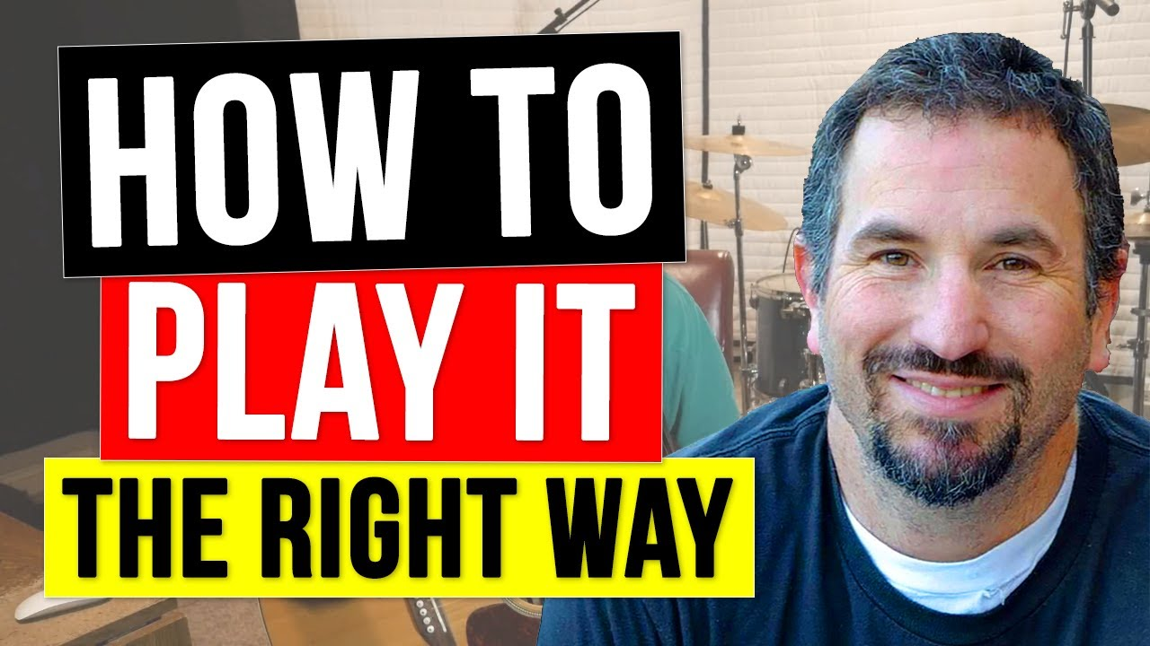 How to Play Sad But True on Acoustic Guitar