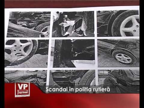 Scandal în Politia Rutiera