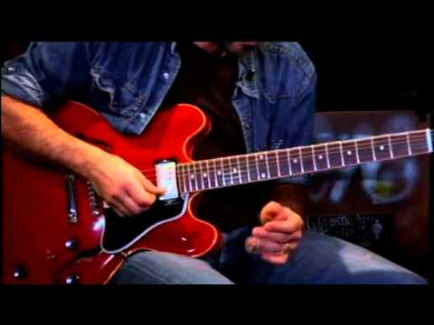 Slide Guitar: Open A Tuning Lesson @ GuitarInstructor.com (excerpt)