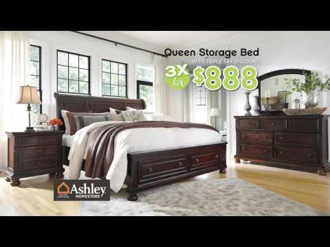 Killeen Ashley Homestore - Triple Tax Discount Sale