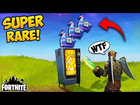 Reddit funny - 3 LLAMAS ON A VENDING MACHINE?! - Fortnite Funny Fails and WTF Moments! #198 (Daily Moments)