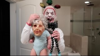 Nonton DADDY AND DAUGHTER SCARE MOMMY PRANK!!! Film Subtitle Indonesia Streaming Movie Download