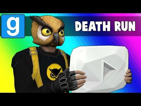 Gmod  Deathrun Funny Moments - Diamond Play Button! (Garry's Mod) (видео)