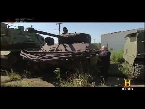 """Video. Documental. """"Armas extrañas de los aliados, SGM"""""""