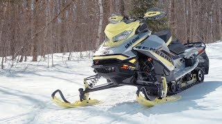 3. Full REVIEW: 2018 Ski-Doo Renegade X-RS 850