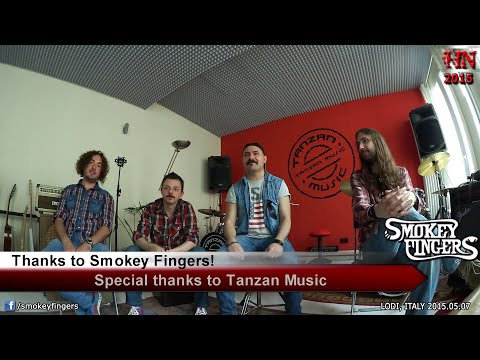 HN2015 | INTERVIEW WITH SMOKEY FINGERS